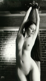 Lydia in the Dungeon, September, 2002